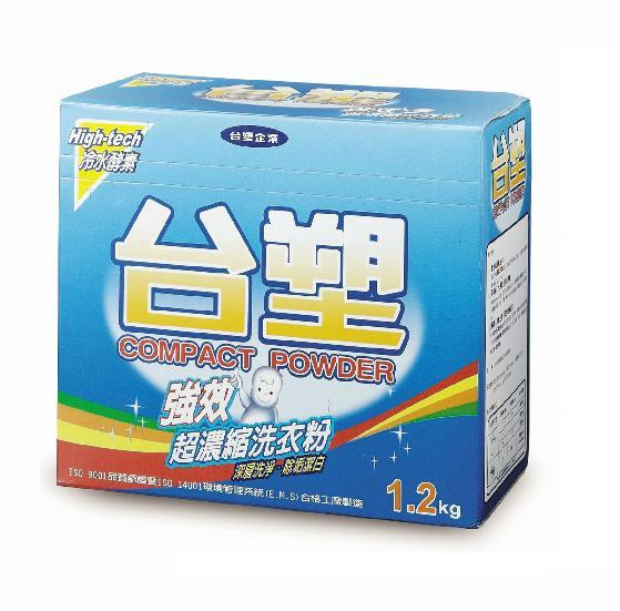 【購購購】台塑生醫 強效濃縮洗衣粉1.2kg