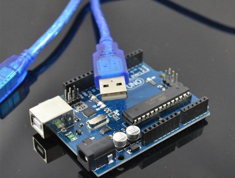 [生活好漾] Arduino UNO R3 ATMEGA16U2 +USB線