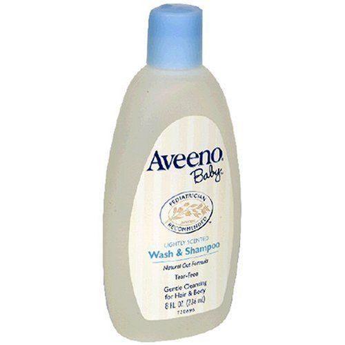 Aveeno Baby天然燕麥寶寶 身體沐浴和洗髮乳 不流淚配方18oz 可超取【特惠】§異國精品§