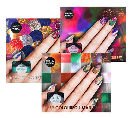 英國 ciate Very Colourfoil Manicure金箔指甲油組合 另有OPI【特價】§異國精品§