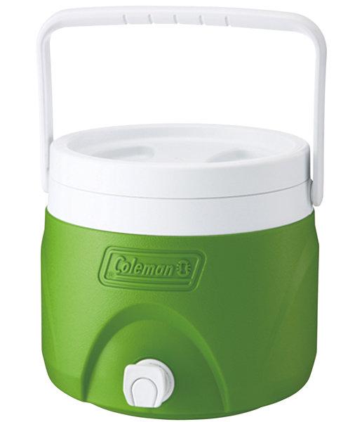 ├登山樂┤美國 Coleman 7.6L 置物型冰桶/綠 # CM-1364J