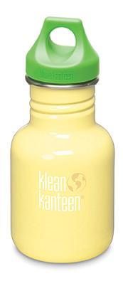 ├登山樂┤ 美國 Klean Kanteen 彩色不鏽鋼瓶 12oz / 355ml # K12PPL Yellow Sunsine/陽光黃