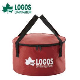 ├登山樂┤日本LOGOS 荷蘭鍋鍋袋12吋 # 81062216B