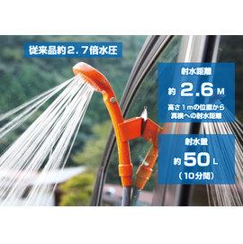 ├登山樂┤日本LOGOS 強力電動Shower器 (DC電源專用) #69930010