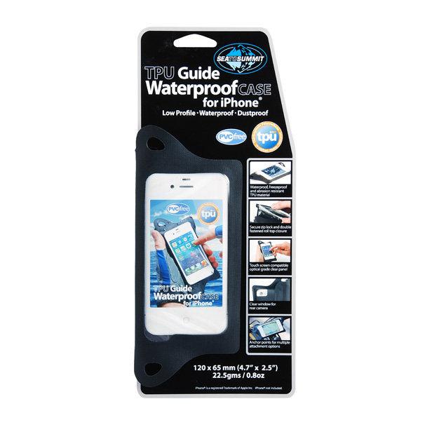 ├登山樂┤澳洲 Sea To Summit iPhoneR TPU Guide Waterproof Case IPhone5手機防水袋 # ACTPUIPHONE5