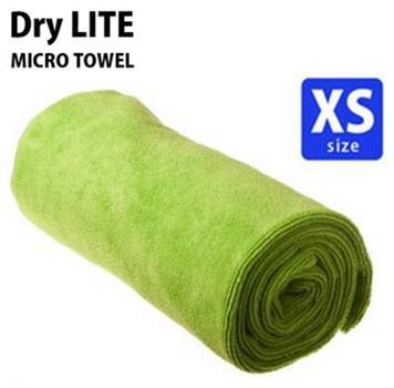 ├登山樂┤澳洲 Sea To Summit 抗菌快乾毛巾 XS 萊姆綠 DryLite? Towel # ADRYAXS