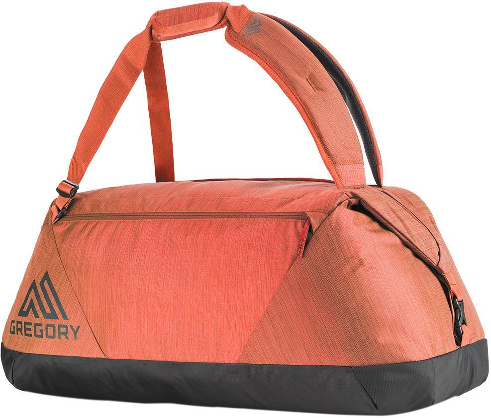 Gregory 旅行袋/裝備袋/行李袋 Stash Duffel 可提可背輕量 65L 75502/58809 紅 旅行用品/台北山水