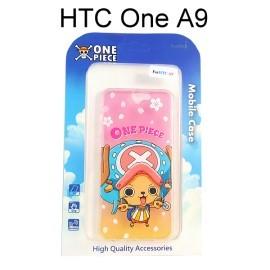 海賊王透明軟殼 [漸層] 喬巴 HTC One A9 航海王保護殼【正版授權】