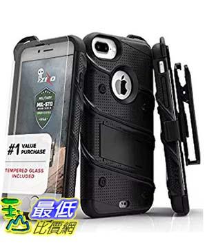 網購退回拆封新品,無螢幕保護貼 iPhone 7 Plus Case, Zizo [Bolt Series] a211