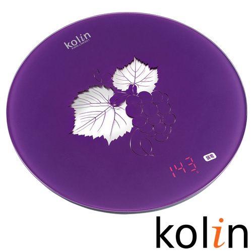 【kolin 歌林】 精緻食物料理秤 KWN-LNKS01 《刷卡分期+免運》