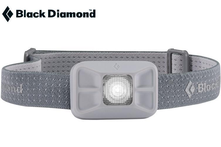 Black Diamond 頭燈/led頭燈/背包客/健行/登山 Gizmo防水LED頭燈 90流明 BD 620623灰白