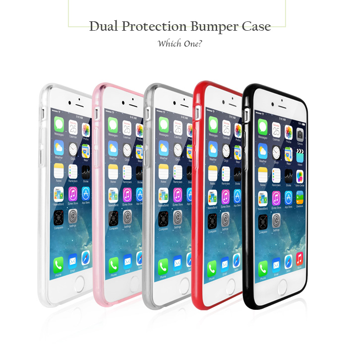 JTL APPLE iPhone 6 Plus / 6S Plus 防震圈 保護殼 背蓋