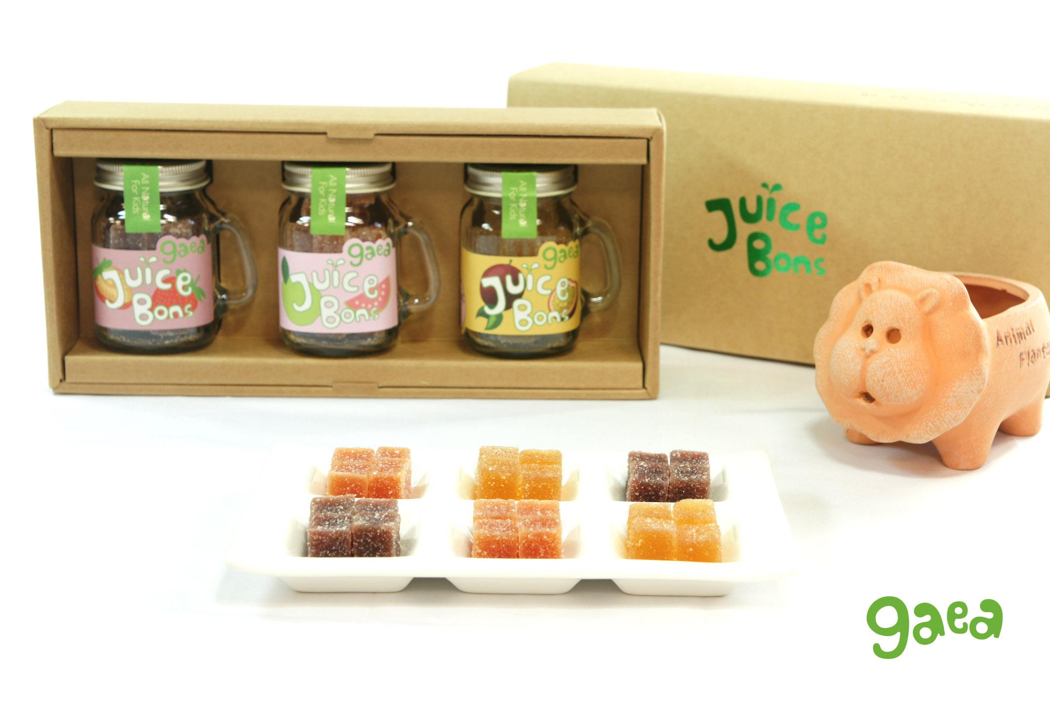 吉芽水果軟糖-綜合口味 禮盒組