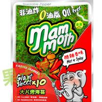 *即期促銷價*泰國 mm象 泰式烤海苔酷辣香味[TA002]