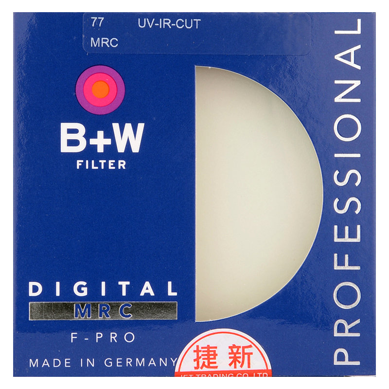 ◎相機專家◎ B+W F-Pro 43mm 486 UV/IR cut MRC 紅外線濾鏡 捷新公司貨