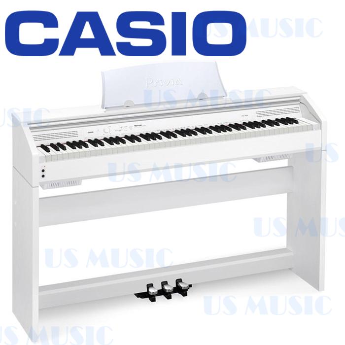 【非凡樂器】『台灣卡西歐 CASIO PX-760 電鋼琴』全新改款/原廠公司貨保固一年/原廠全配件再加碼送X-13耳罩耳機