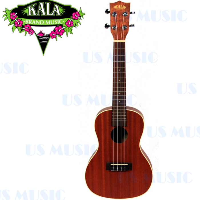 【非凡樂器】『KALA23吋烏克麗麗KAC(KA-C)』美國經典品牌KALA桃花心木經典款/加贈調音器