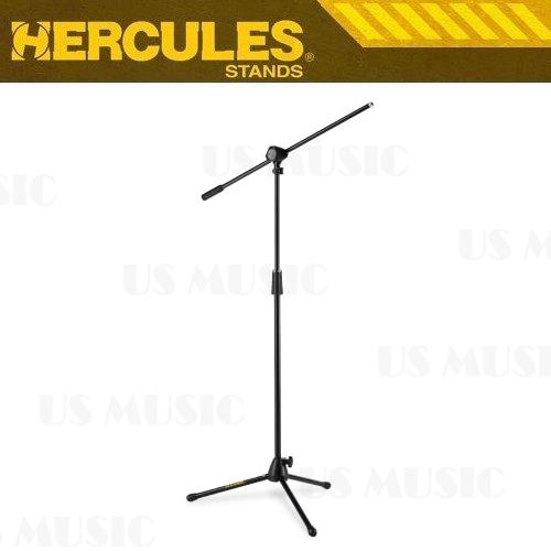 【非凡樂器】『HERCULES 海克力斯 MS432B』 舞台專用麥克風架 附麥克風夾頭