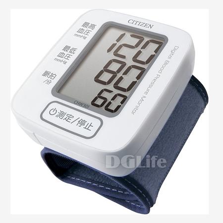 CITIZEN 星辰 手腕式電子血壓計 CHW301