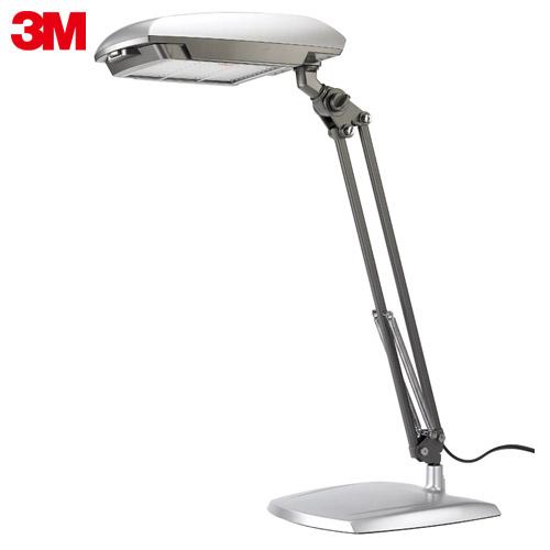 【3M】58度博視燈單臂座夾兩用燈CL5000 (洗鍊銀)