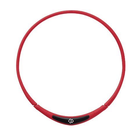 Colantotte直營網路專櫃 FLEX NECK Ⅰ 磁石防水型項圈 / 紅