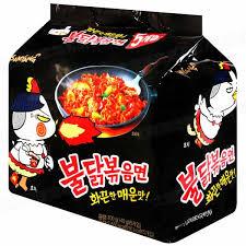 韓國  三養 SAMYANG 火辣雞肉風味 鐵板炒麵 (辣炒雞肉鐵板麵 地獄辣味 三養火辣雞肉乾燒拉麵) 鐵板麵 辣味