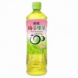 古道梅子綠茶600ml(每箱24瓶)*黑貓配送*【合迷雅好物商城】