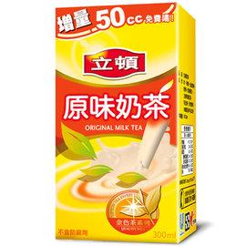 立頓原味奶茶300ml-6入【合迷雅好物商城】