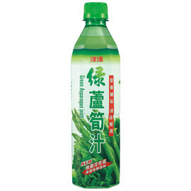 津津綠蘆筍汁600ml-1箱【合迷雅好物商城】