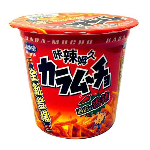 ●湖池屋卡辣姆久洋芋條(單杯)【合迷雅好物商城】