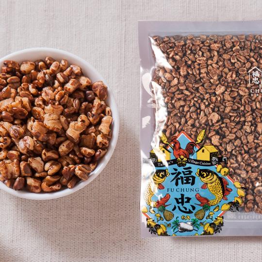 福忠字號-黑糖紅麥(150g)