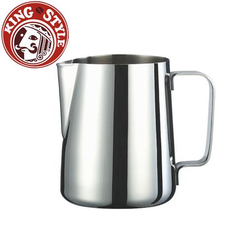 金時代書香咖啡 Tiamo 600cc 優質 全不銹鋼咖啡 拉花杯 正#304 18-8不鏽鋼