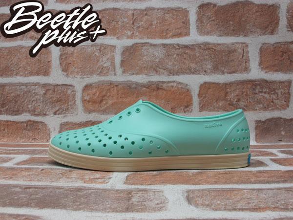 BEETLE PLUS 全新 2014 春夏 NATIVE JERICHO FRESCO GREEN 薄荷綠 青蘋果 超輕量 女鞋 GLM04W-335