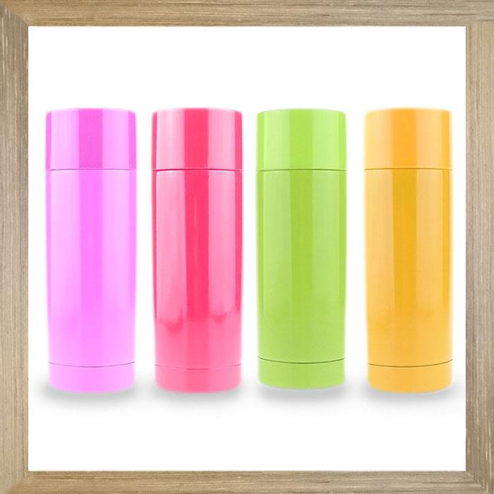 大田倉 日本進口正版另類不鏽鋼 保冷 保溫瓶 保溫杯 黃色 粉色 綠色 紅色 240ML