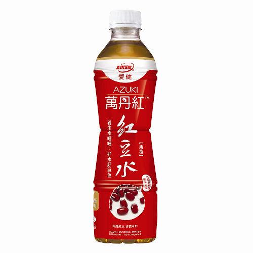 ●愛健萬丹紅紅豆水530ml(每組4瓶)【合迷雅好物商城】