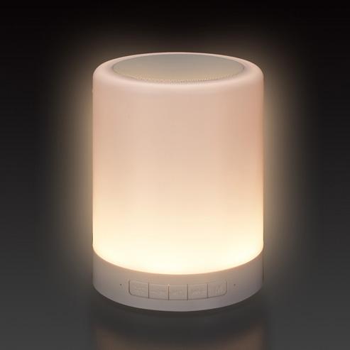 E-books D14 藍牙LED觸控式夜燈喇叭 E-EPD142