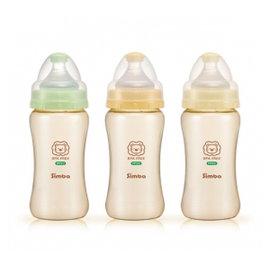 Simba小獅王辛巴 - PPSU寬口雙凹中奶瓶 270ml