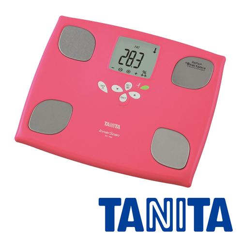 體脂計 塔尼達 體組成計 TANITA 塔尼達 體脂計(玫瑰紅)BC-750 附活動贈品