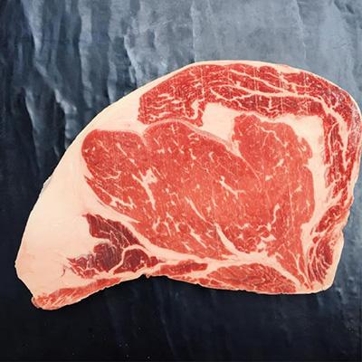 【一極肉舖】USDA CHOICE安格斯肋眼牛排-單片(冷凍)★300g±10%