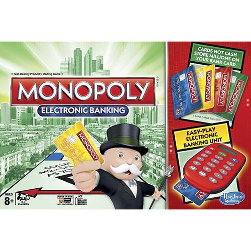 《MB智樂遊戲》地產大亨電子銀行版