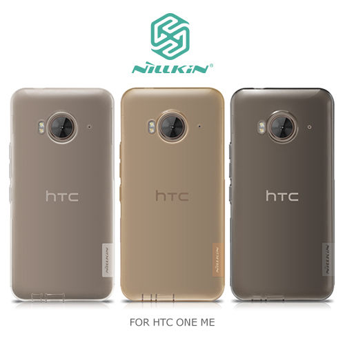 ~斯瑪鋒科技~NILLKIN HTC ONE ME 本色TPU軟套 軟殼 果凍套 透色套