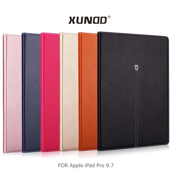 【愛瘋潮】XUNDD 訊迪 Apple iPad Pro 9.7 貴族可立皮套 側翻皮套 保護套 可插卡皮套