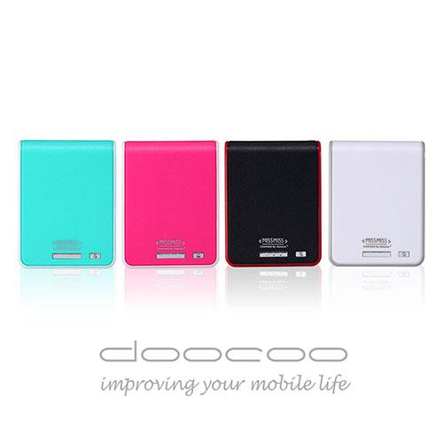 doocoo MISS MISS Imprime L 12000+ 行動電源