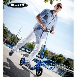 【淘氣寶寶】瑞士 Micro Flex Deluxe - Blue 200mm PU