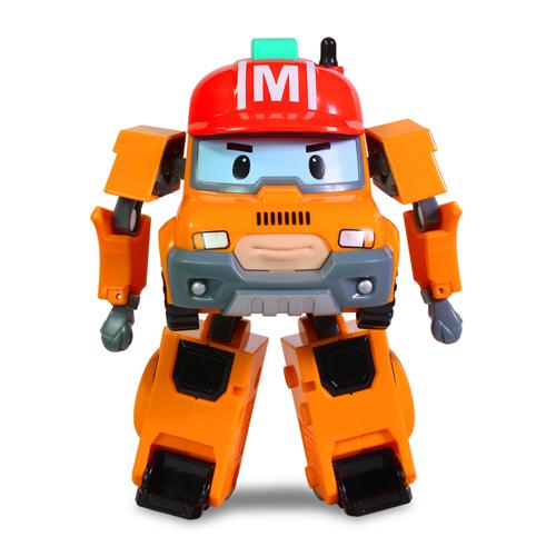 """4吋變形馬克/4"""" Transforming Mark / ROBOCAR POLI 波力/ 可變形/ 救援小英雄/ 伯寶行"""