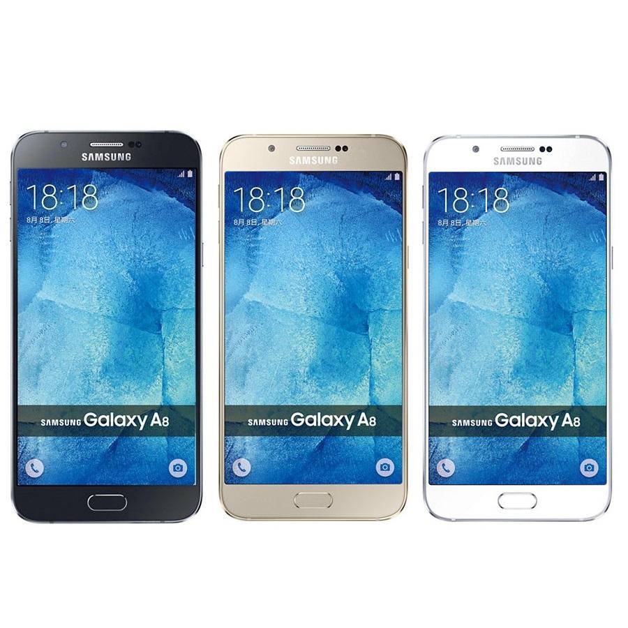 【贈觸控筆吊飾+車用手機支架】SAMSUNG Galaxy A8 5.7吋 雙卡雙待 雙卡雙待 智慧手機【葳豐數位商城】