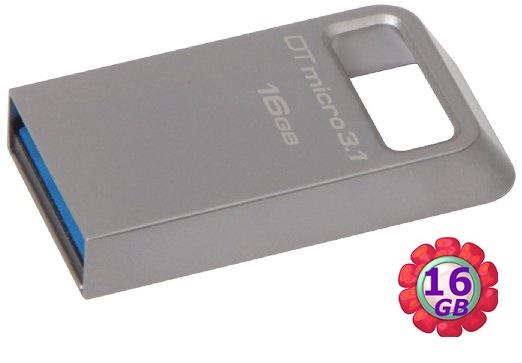 【附吊繩】Kingston 16GB 16G 金士頓【DTMC3】DTMC3/16GB DataTraveler Micro USB 3.1 原廠保固 隨身碟