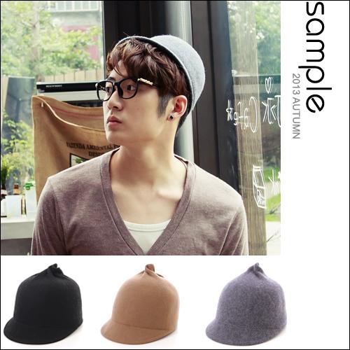 紳士帽【Sample】尖頭馬術帽【SA6303】