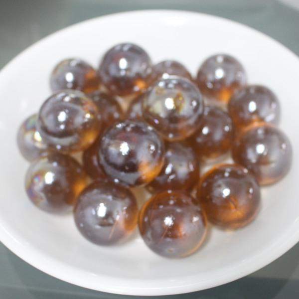 玻璃珠 珠光玻璃珠 直徑35mm功夫球珠(大)/一小包2顆入{促30}