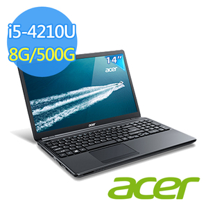 Acer TMP246-M-58C1-00I 筆記型電腦 14HD / i5-4210U / 2*4G / 500_7.2K / SM / 無OS-00I/UN.V9VTA.00I